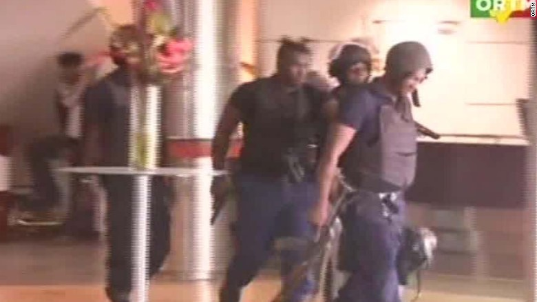 AFP: Mali hotel gunman hold no more hostages