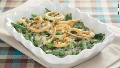 A green bean casserole you can dive into.