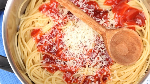 Pasta leftovers can be stored in the fridge for about three to five days. That holds both for plain cooked pasta as well as baked and cooked pasta dishes like spaghetti and lasagna. If you store them in the freezer, you