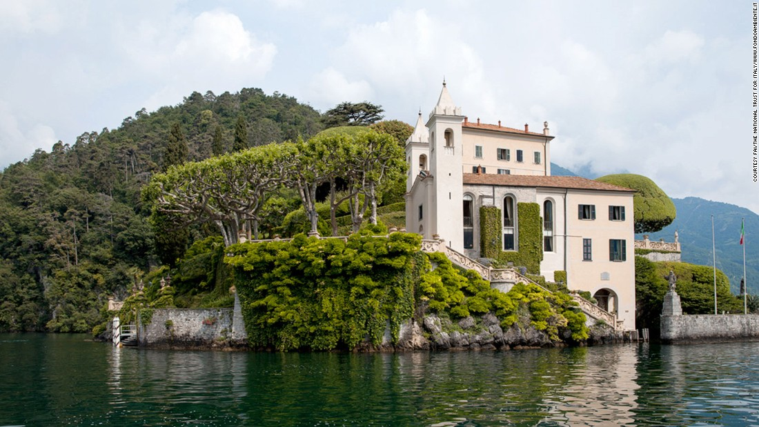 "<strong>Lake Retreat (Villa del Balbianello, Lenno, Italy): </strong>Managed by Italy's National Trust, the Villa del Balbianello on the shores of Lake Como, was the scene of Anakin and Padme's wedding in ""Attack of the Clones."" In real life, the villa is also a popular wedding destination."