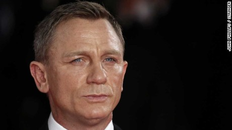 Daniel Craig attends the Royal Film Performance of 'Spectre' at Royal Albert Hall on October 26, 2015 in London, England. (Photo by John Phillips/Getty Images)