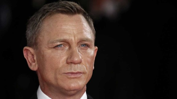 Daniel Craig attends the Royal Film Performance of