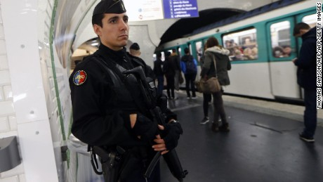 Intel: Paris attackers did surveillance of locations