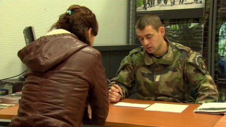 French army recruitment spikes after Paris attacks