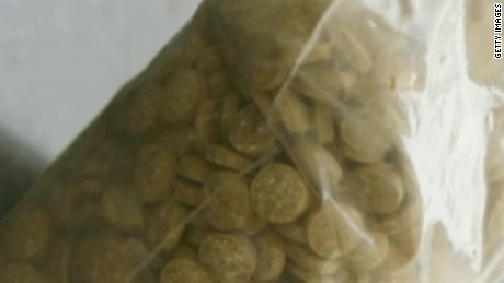 Are jihadists using powerful drug?