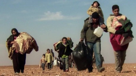 Voices from the heartland: Fear and hope in a city where Syrians settled