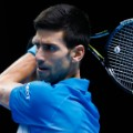 Djokovic focused
