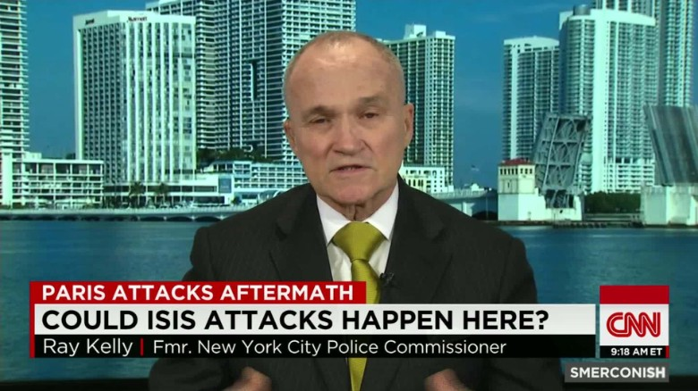 Former NYPD Commissioner on ISIS threats to US