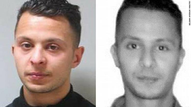 The Belgian Interior Ministry's Crisis Center has released two new stills of the Paris attack suspect, Salah Abdeslam, who is still at large and is the subject of an international arrest warrant.