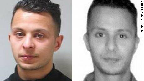 Paris suspect met friend in Brussels after attack