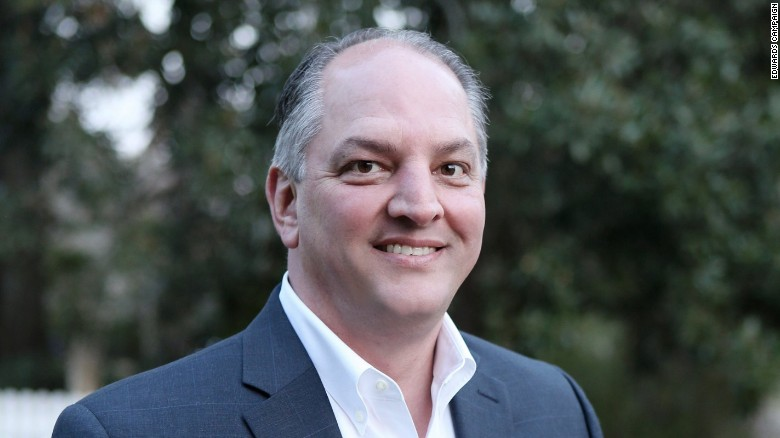 John Bel Edwards wins Louisiana governor's race