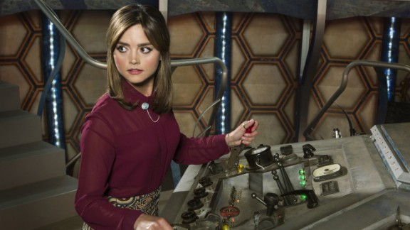 """Doctor Who"" fans had a heads up that Jenna Coleman, the Doctor"