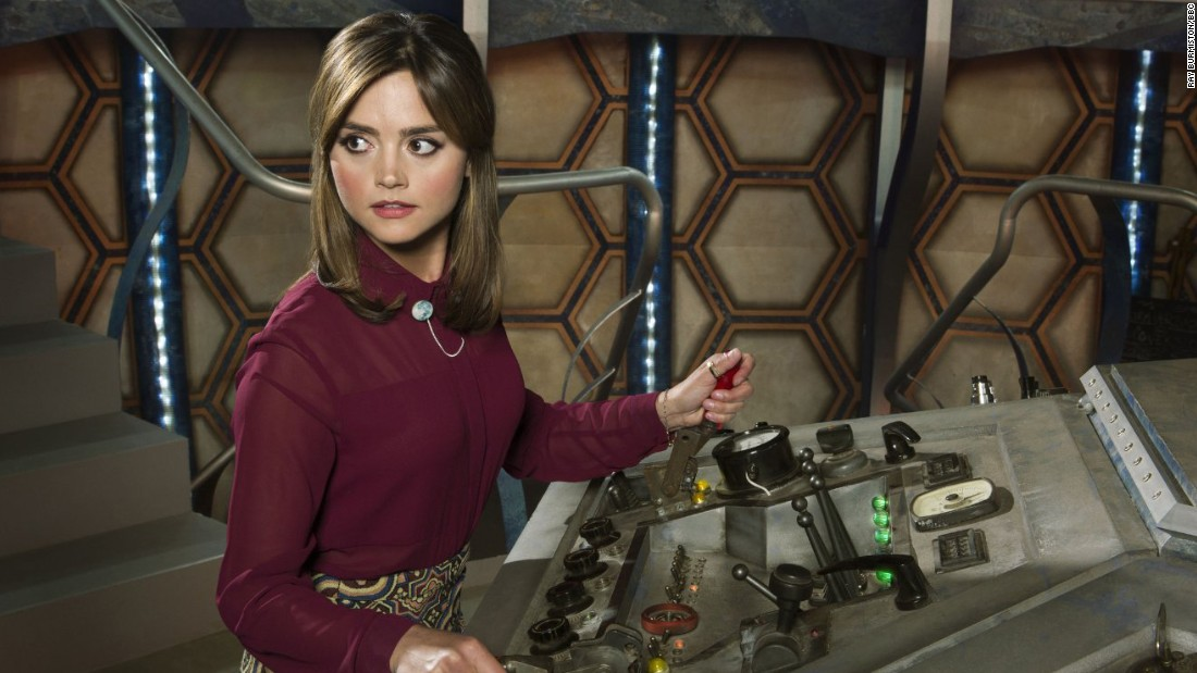 """Doctor Who"" fans had a heads up that Jenna Coleman, the Doctor's companion for nearly three years, was departing the series, but still the tragic death of her character Clara was like a punch to the gut."