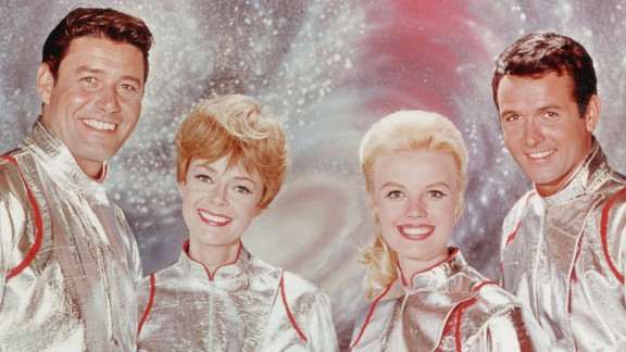 """The classic sci-fi series """"Lost in Space,"""" which ran from 1965 to 1968, is reportedly getting a reboot from Netflix."""