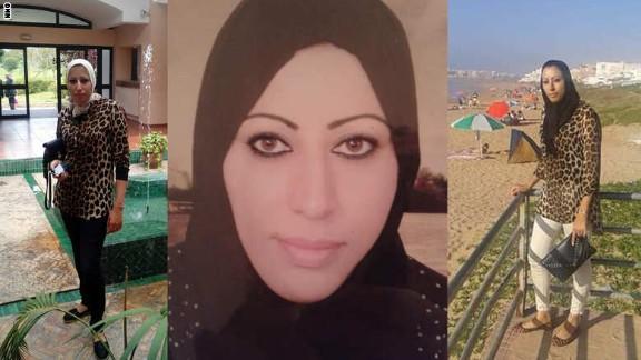 Photos of Moroccan woman Nabila who was mistaken for Paris female jihadi Hasna Ait Boulahcen