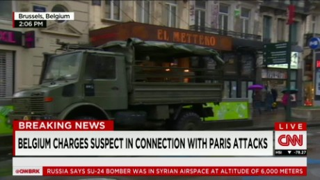 brussel lockdown security pleitgen newday_00001311