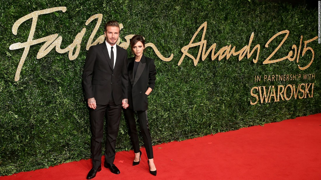 7 Things That Happened At The 2015 British Fashion Awards Cnn Style