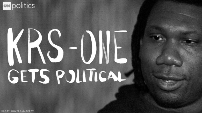 Rapper KRS-One: 'Trayvon Martin was your cure for cancer'