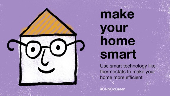 Heating not only produces CO2, but also nitrogen oxides -- which are 300 times as powerful in warming the planet.  In the U.S., 12% of all sulfur dioxide and nitrogen oxides emissions are caused by cranking the heat. Added bonus:  Using smart tech to save energy in the home means you