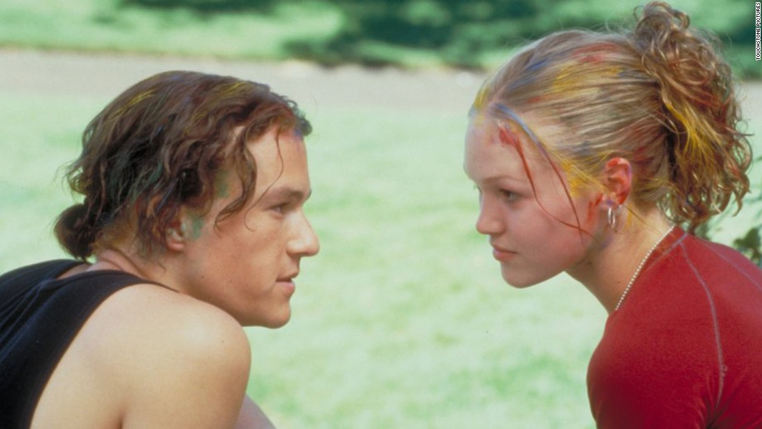 "<strong>""10 Thing I Hate About You""</strong>: The late Heath Ledger and Julia Stiles star in this cult classic modern retelling of Shakespeare's ""The Taming of the Shrew."" <strong>(HBO Now) </strong>"