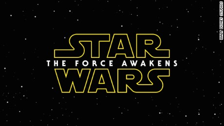 Star Wars: The Force Awakens title