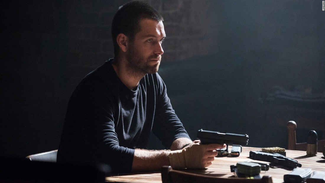 "<strong>""Banshee"" season 3</strong>: Antony Starr stars as an ex-con who assumes the identity of a town's murdered sheriff to hide out from another criminal. <strong>(iTunes)</strong>"