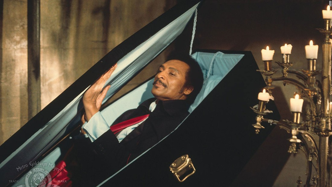 "<strong>""Blacula""</strong>: William H. Marshall stars as an African ruler who is transformed into a vampire in this 1972 blaxploitation horror film. <strong>(Hulu) </strong>"