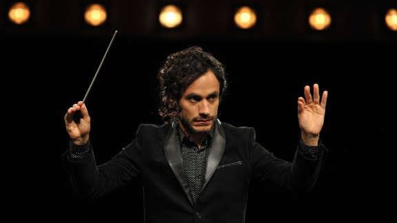 """<strong>Best television series -- musical or comedy:</strong> """"Mozart in the Jungle"""""""