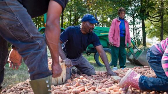 Rev. Richard Joyner is leading his rural community in North Carolina to better health.