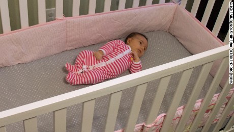 Stop using crib bumpers, doctors say