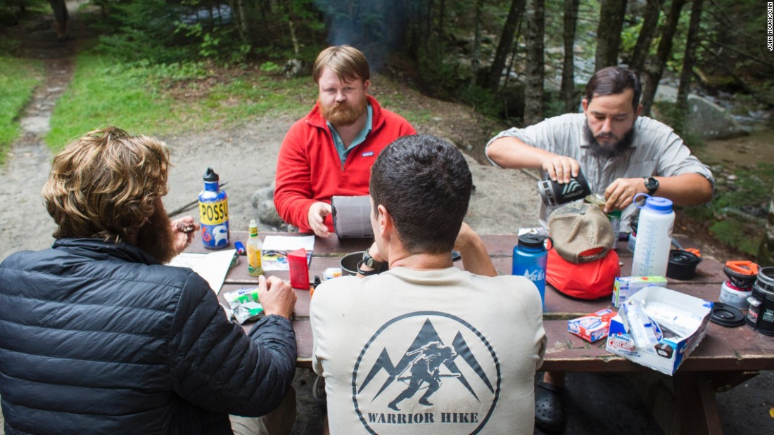 Ranging from two to six months, these journeys give veterans a chance to connect with nature and work through their issues while enjoying the camaraderie and support of other war veterans.