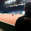 Davis Cup security