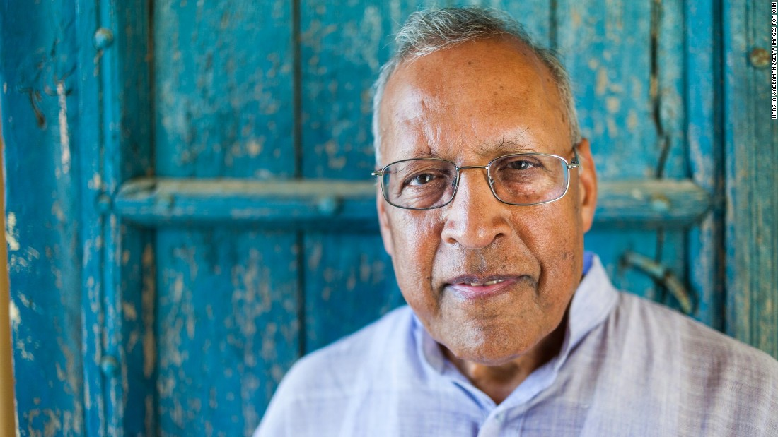 Bhagwati Agrawal and his nonprofit created a rainwater harvesting system that provides clean water to six villages -- more than 10,000 people -- in India's driest region.