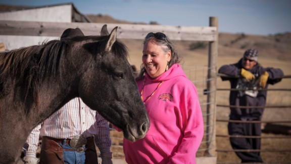 Rochelle Ripley and her nonprofit provide healthcare and education opportunities to the Lakota people in South Dakota.