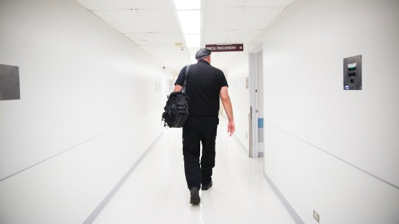 """Ivankovich: """"Oftentimes when a patient's finally made it to our clinic, they tell me they've been hung up on by 10 or 12 other physician providers because they don't have insurance. It's heartbreaking when you hear the struggles that the patients have to go through for the basics."""""""