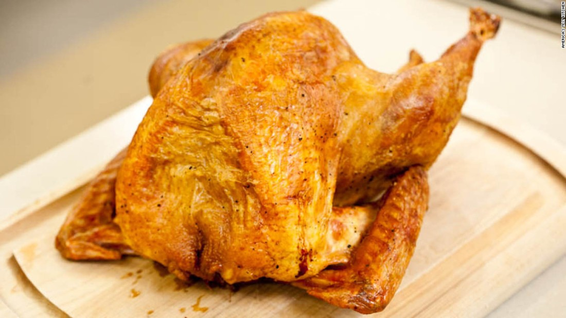 Dark meat (thighs and drumsticks) cooks more slowly than white breast meat. No matter which cooking method you use, shield the breast meat to protect it from the heat by starting the bird either breast side down or with the breast to the side, then finishing breast side up.