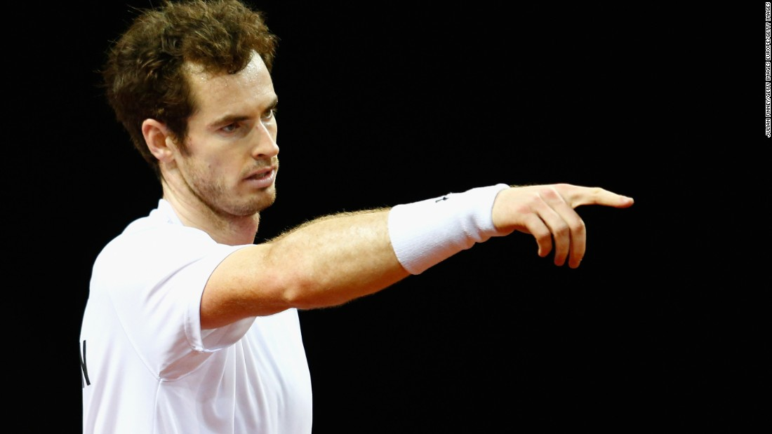 "The star attraction is undoubtedly Britain's Andy Murray, part of the ""Big Four"" in tennis. The world No. 2 hasn't lost a Davis Cup match this year, going 8-0."