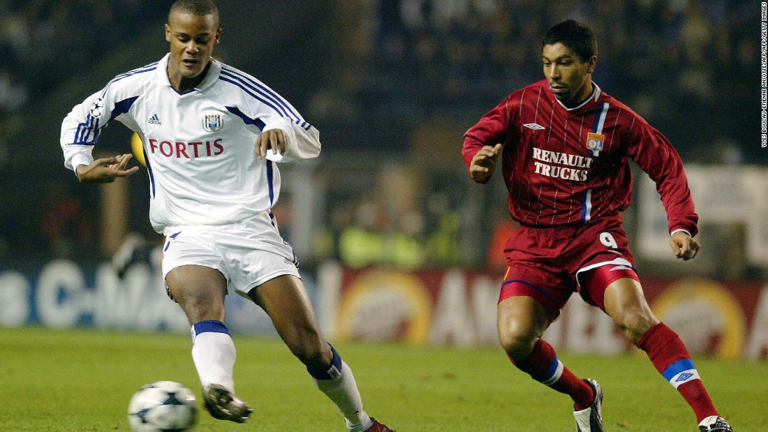 The 29-year-old Kompany began his career at storied Belgian team Anderlecht, where he established himself as one of the most promising defenders in Europe having grown up just a few miles away from the club.