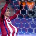 football atletico griezmann