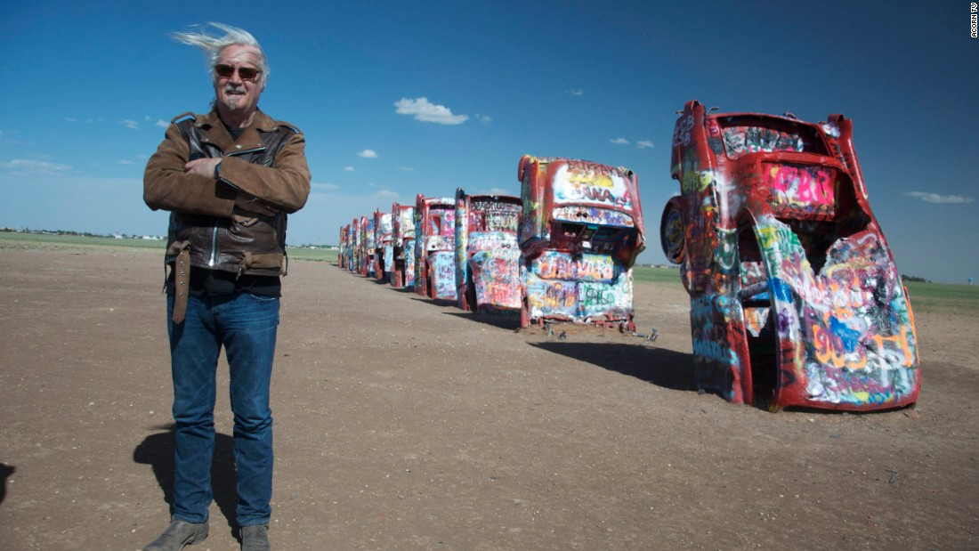 "<strong>""Billy Connolly's Route 66""</strong>: Comedian and actor Billy Connolly turns Easy Rider and follows a lifelong dream as he makes the iconic 2,488-mile journey from Chicago to Santa Monica. <strong>(Acorn TV)</strong>"