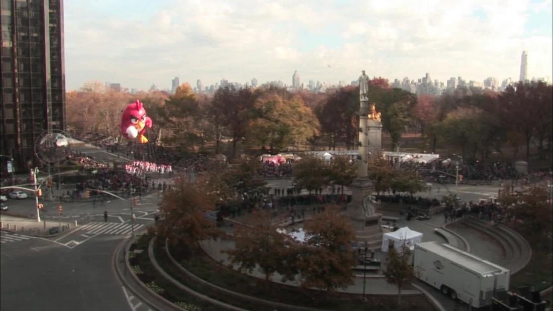 Macy ημέρα των Ευχαριστιών παρέλαση σε λιγότερο από ένα λεπτό