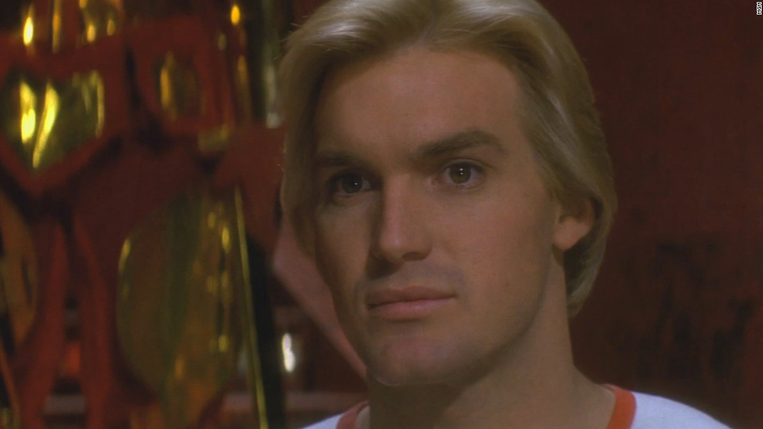 Sam J. Jones was well-cast as football player-turned-interplanetary hero Flash Gordon.