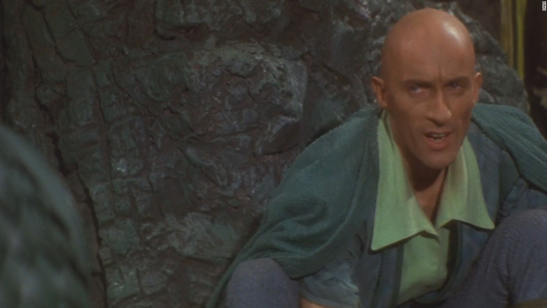 Richard O'Brien has a knack for cult movies and appeared here as Fico.