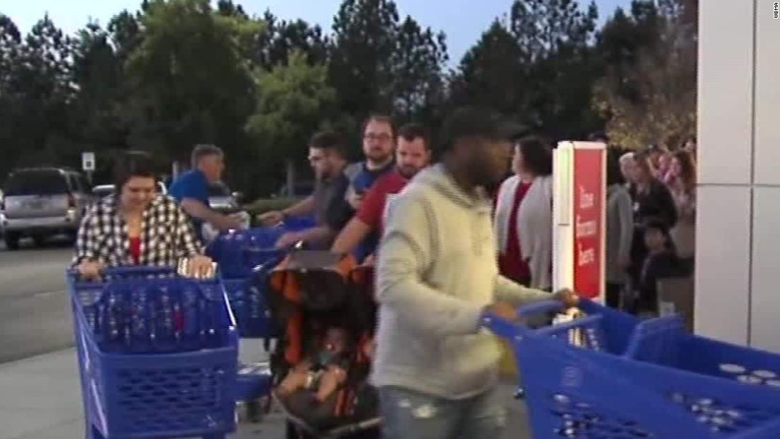 Video Shows Fist Fight Over Black Friday Deals Cnn Video