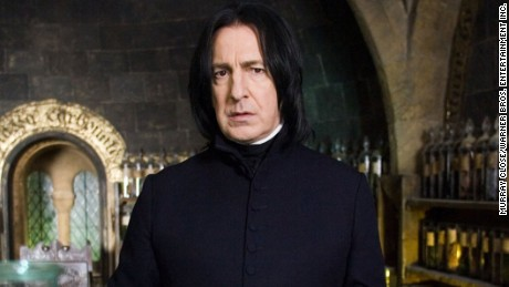 Still of Alan Rickman in Harry Potter and the Order of the Phoenix (2007)