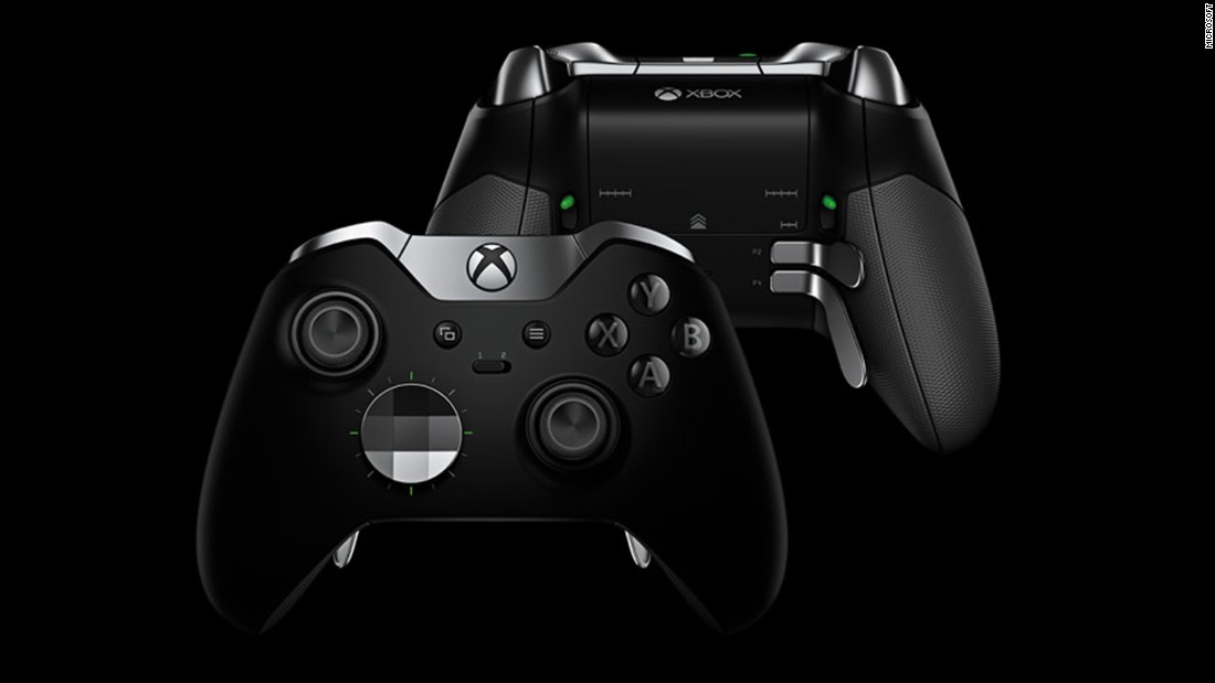 If you're looking to raise your game or just want to personalize your experience, the new Microsoft Elite Controller for Xbox will let gamers change button placements, get twitchier with back paddles and even change out D-pads. List price: $149.99.