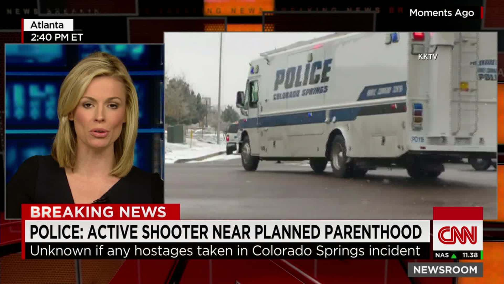 ATF responds to incident in Colorado Springs - CNN Video