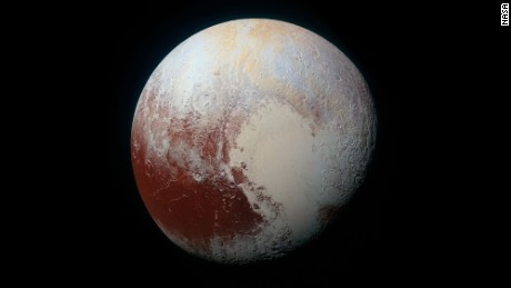 The winter will destroy Pluto's atmosphere until 2030, study says