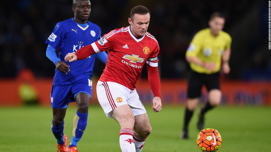 It was another frustrating night for United forward Wayne Rooney who failed to get on the scoresheet.