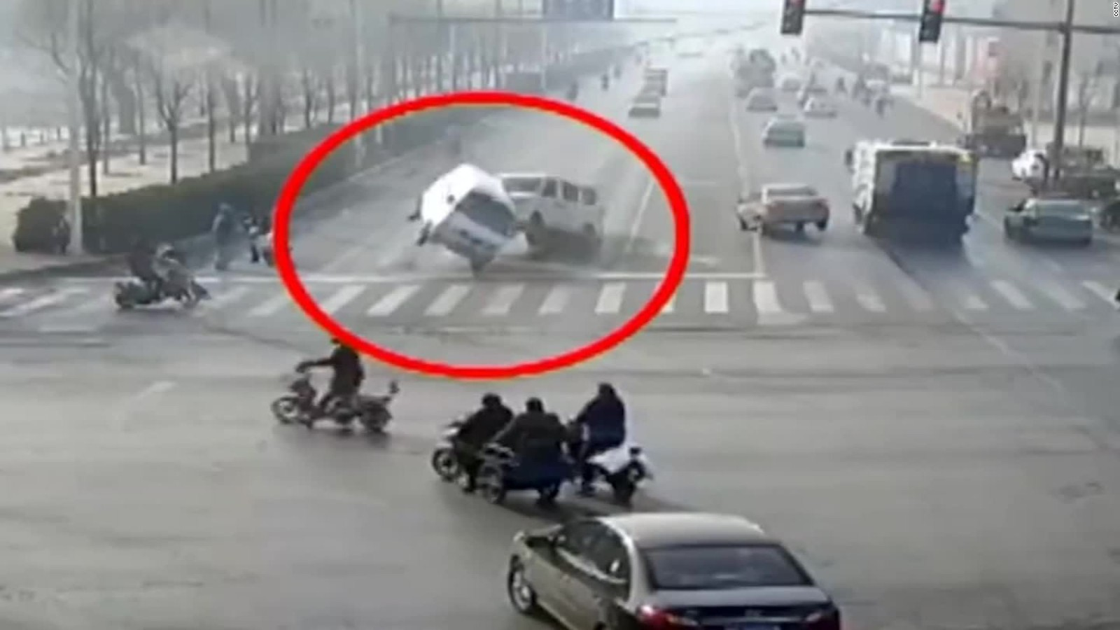 Mystery of China's levitating cars solved - CNN Video